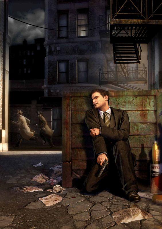 Mafia II - Artworks - Bild 16