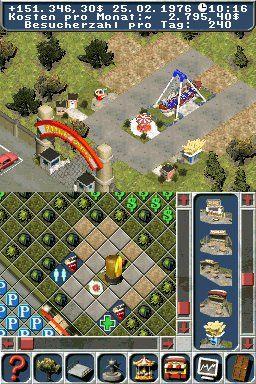 Family Park Tycoon - Screenshots - Bild 2