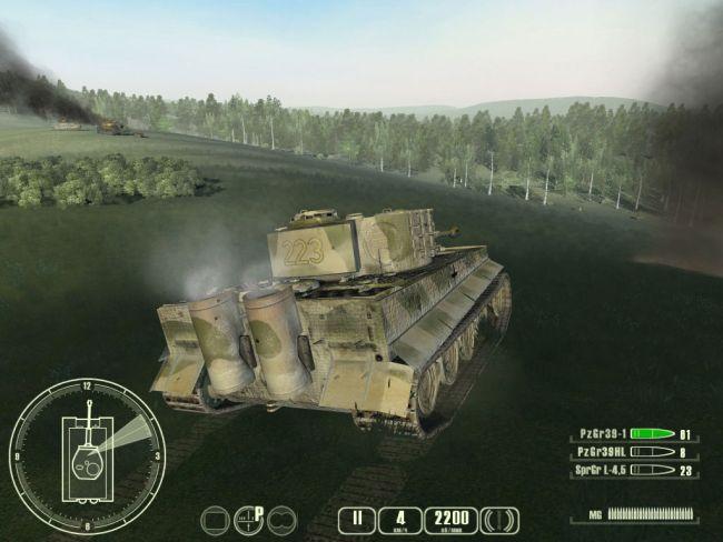 WWII Battle Tanks: T-34 vs. Tiger - Screenshots - Bild 9