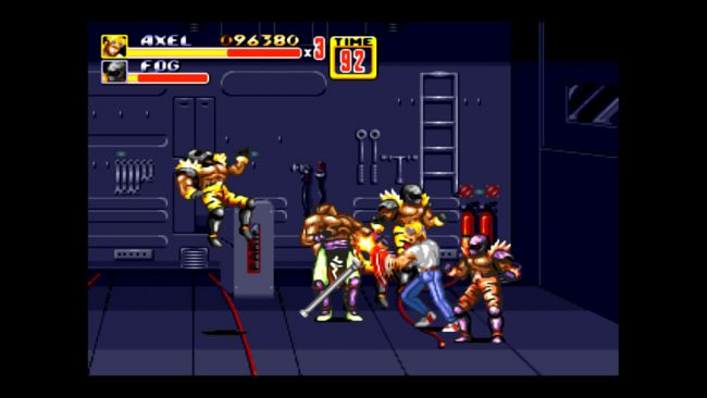 Sega Mega Drive Ultimate Collection - Screenshots - Bild 7