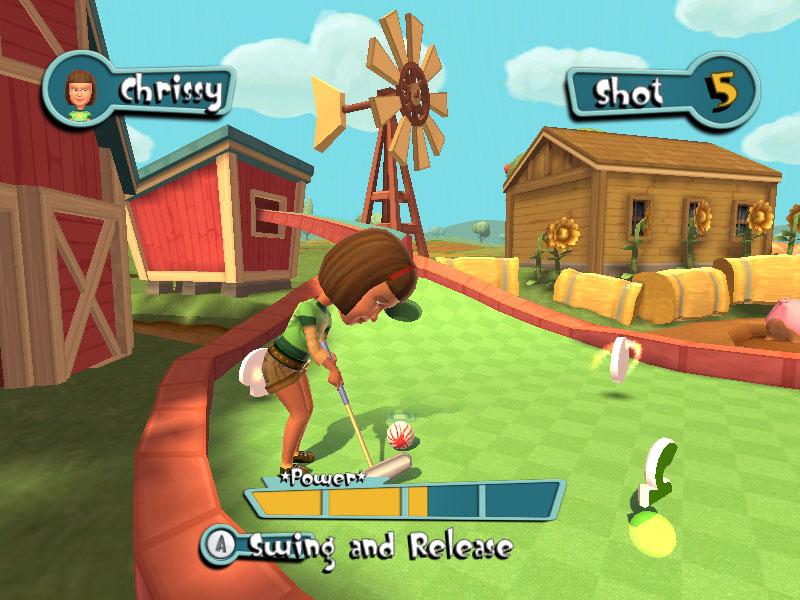 Carnival Games Minigolf Screenshots Von Gameswelt