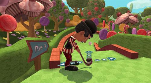 Carnival Games Minigolf Putten Ohne Wetterprobleme Test Von Gameswelt