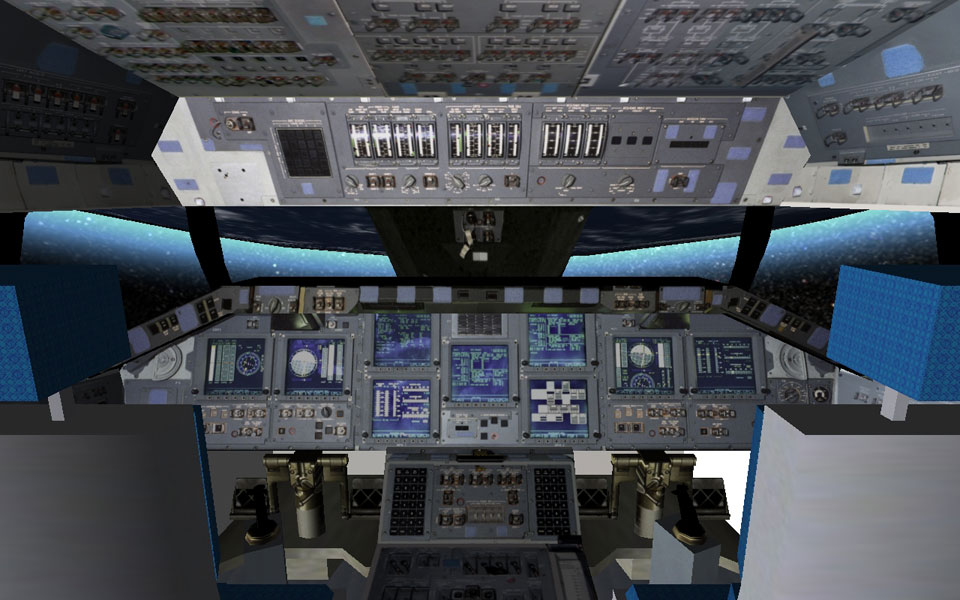 space shuttle simulator free online game - photo #12