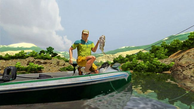 Rapala Fishing Frenzy - Screenshots - Bild 2