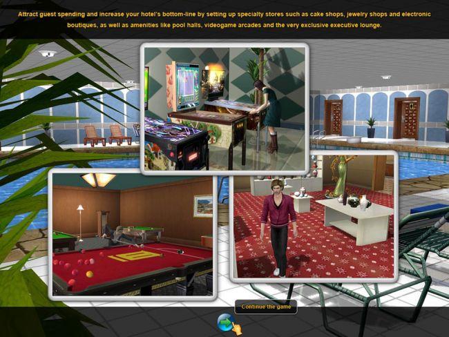 Hotel Gigant 2 - Screenshots - Bild 2
