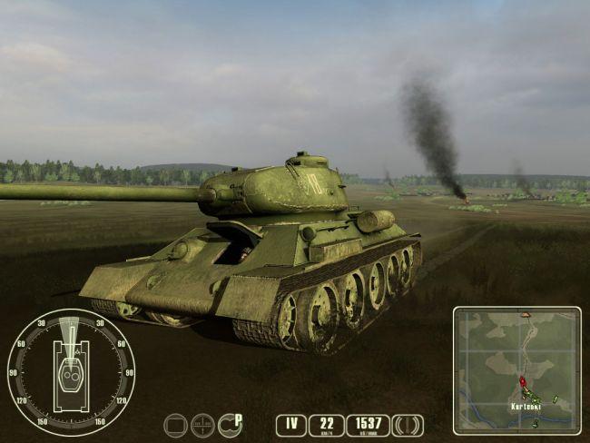 WWII Battle Tanks: T-34 vs. Tiger - Screenshots - Bild 16