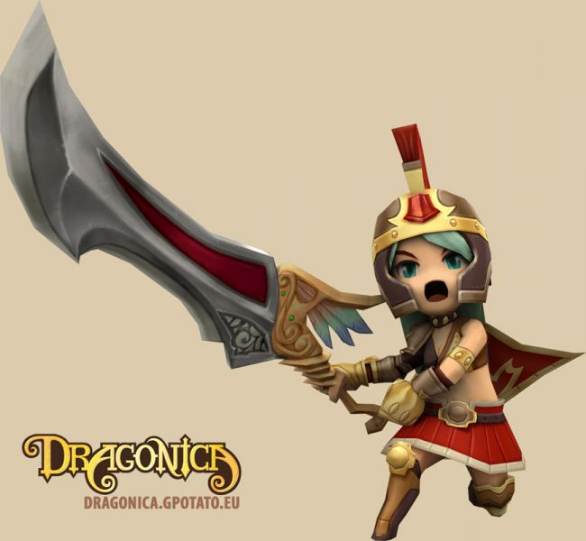 Dragonica - Artworks - Bild 4