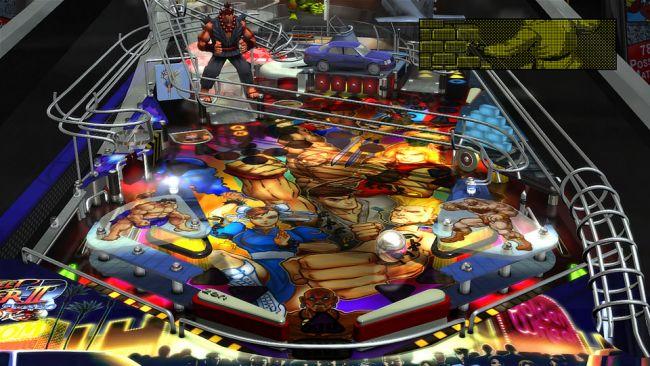 Super Street Fighter II Turbo Pinball FX - Screenshots - Bild 4