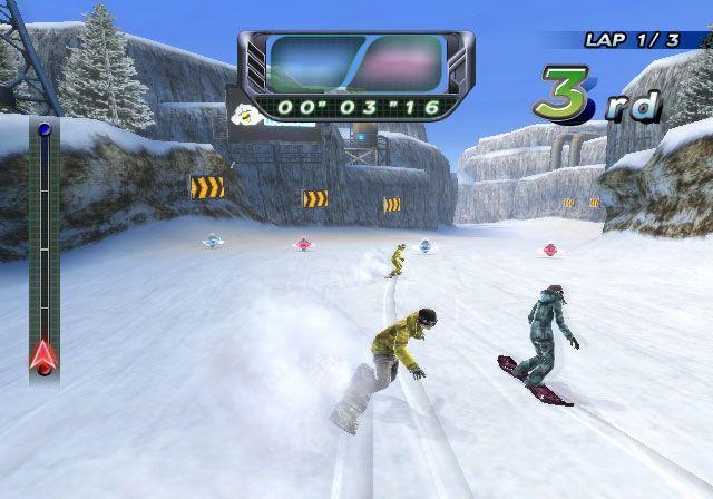 Snowboard Riot - Screenshots - Bild 9