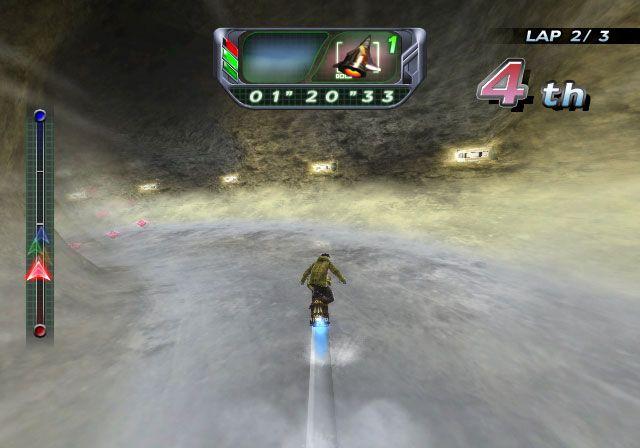 Snowboard Riot - Screenshots - Bild 3