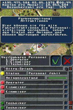 Family Park Tycoon - Screenshots - Bild 6