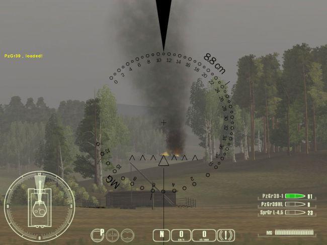 WWII Battle Tanks: T-34 vs. Tiger - Screenshots - Bild 4