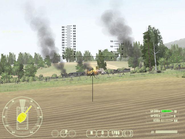 WWII Battle Tanks: T-34 vs. Tiger - Screenshots - Bild 6