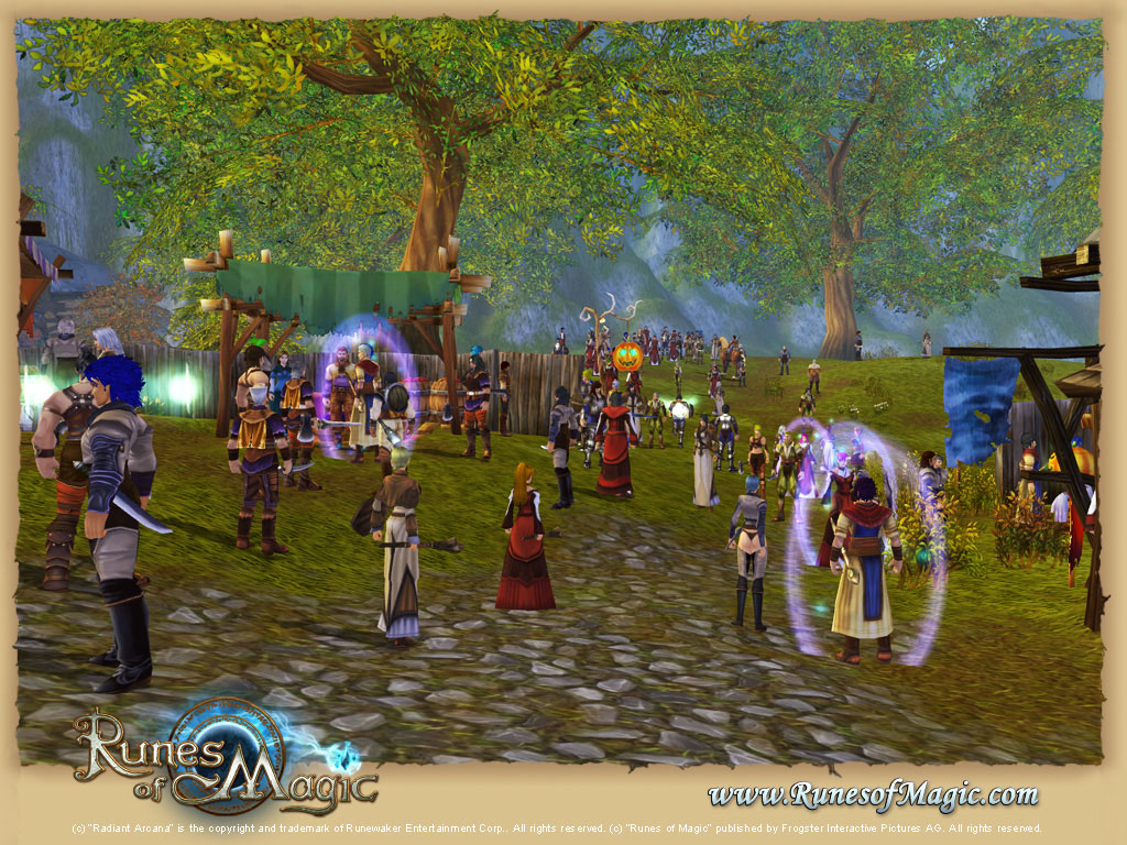 runes of magic online spielen