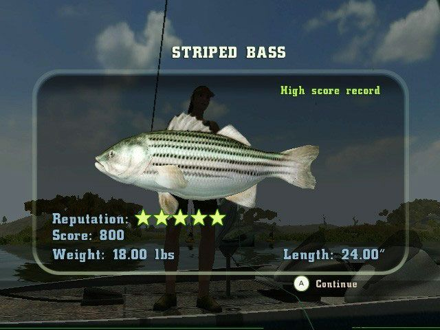 Rapala Fishing Frenzy - Screenshots - Bild 8