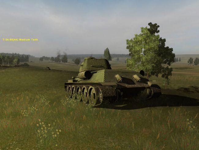 WWII Battle Tanks: T-34 vs. Tiger - Screenshots - Bild 8