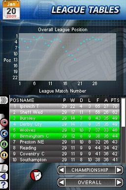 Football Director DS - Screenshots - Bild 4