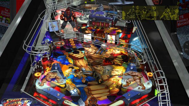 Super Street Fighter II Turbo Pinball FX - Screenshots - Bild 7