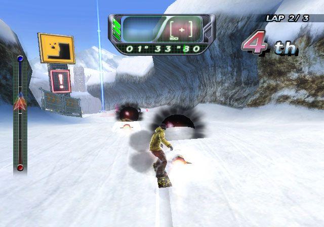 Snowboard Riot - Screenshots - Bild 4