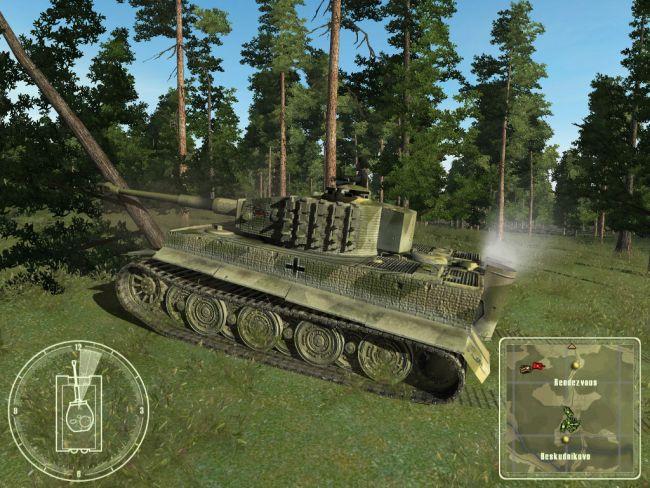WWII Battle Tanks: T-34 vs. Tiger - Screenshots - Bild 11