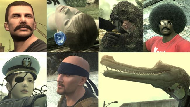 Metal Gear Online Meme Expansion - Screenshots - Bild 16
