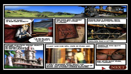 Mortimer Beckett and the Secrets of Spooky Manor - Screenshots - Bild 3