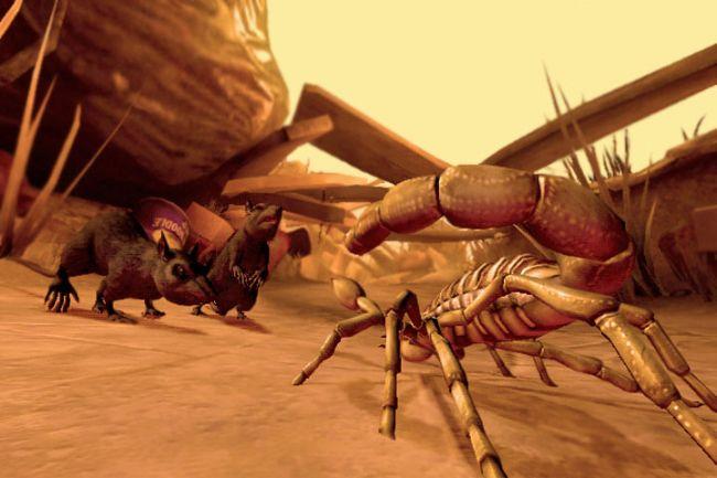 Deadly Creatures - Screenshots - Bild 17
