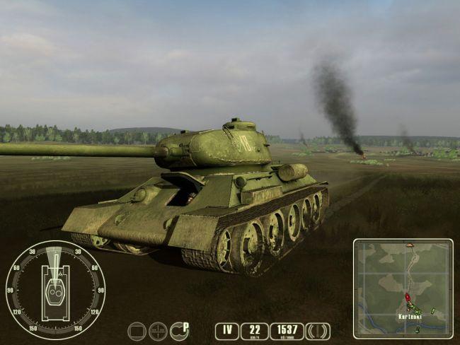 WWII Battle Tanks: T-34 vs. Tiger - Screenshots - Bild 10