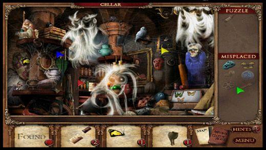 Mortimer Beckett and the Secrets of Spooky Manor - Screenshots - Bild 8