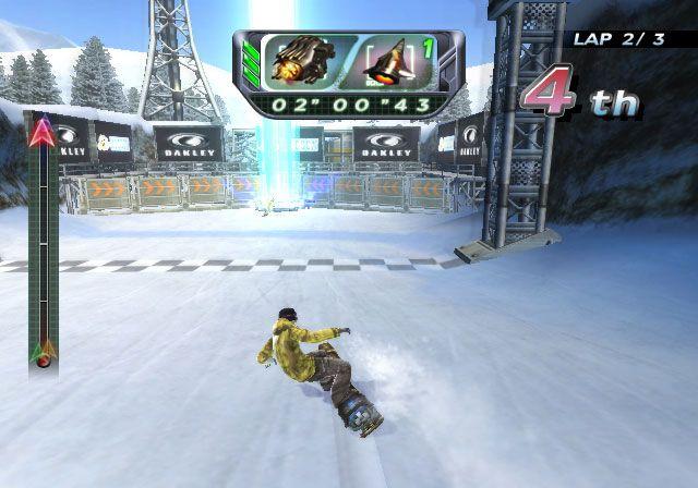 Snowboard Riot - Screenshots - Bild 5
