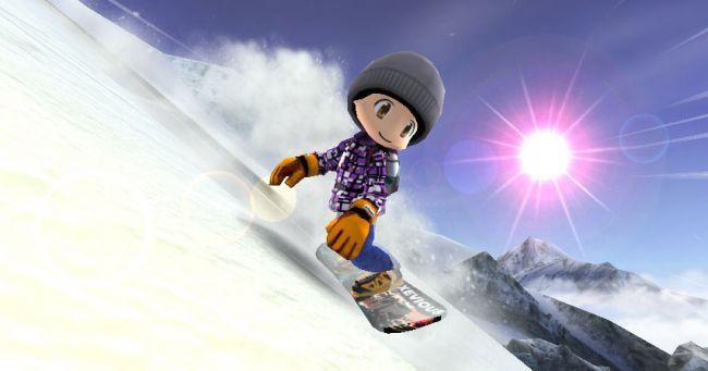 Family Ski & Snowboard - Screenshots - Bild 12
