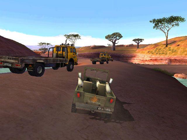 Madagascar 2 - Screenshots - Bild 5