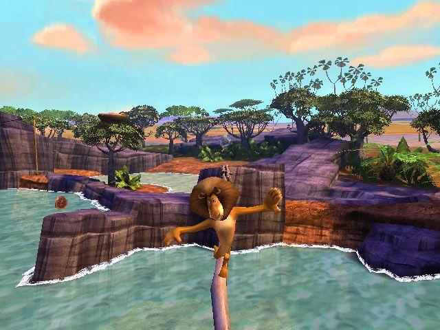 Madagascar 2 - Screenshots - Bild 2