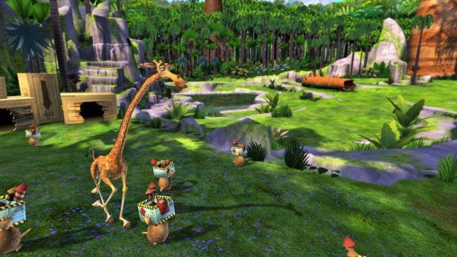 Madagascar 2 - Screenshots - Bild 13