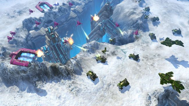 Halo Wars - Screenshots - Bild 2