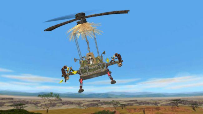 Madagascar 2 - Screenshots - Bild 11
