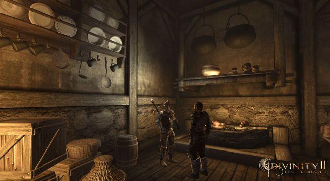 Divinity 2: Ego Draconis - Screenshots - Bild 5