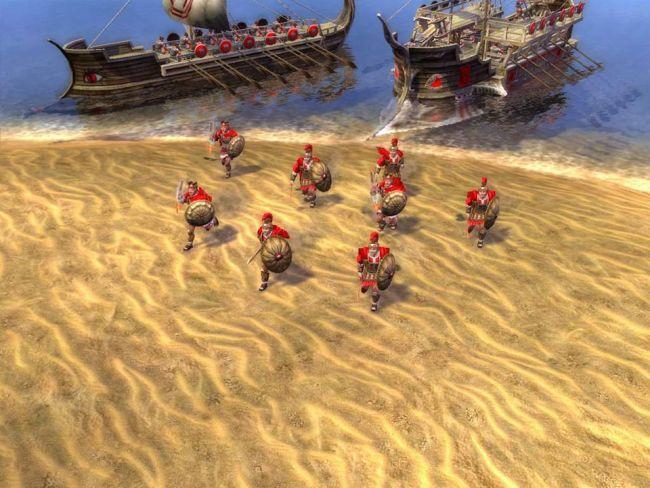 Alexander the Great - Screenshots - Bild 3