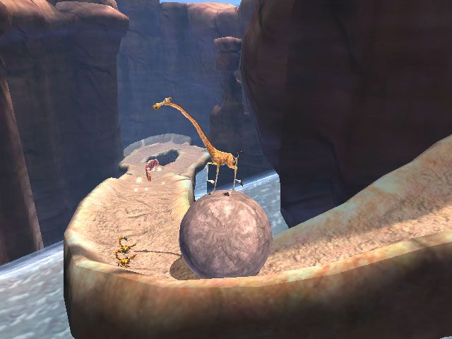 Madagascar 2 - Screenshots - Bild 4