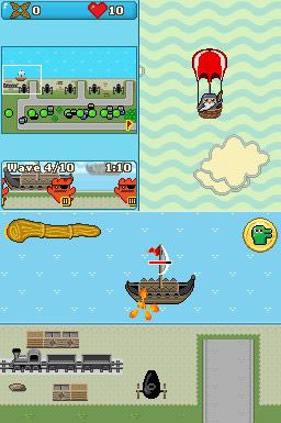 Ninjatown - Screenshots - Bild 6