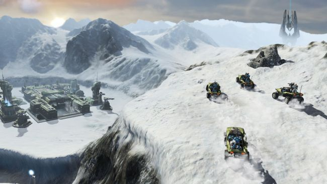 Halo Wars - Screenshots - Bild 16