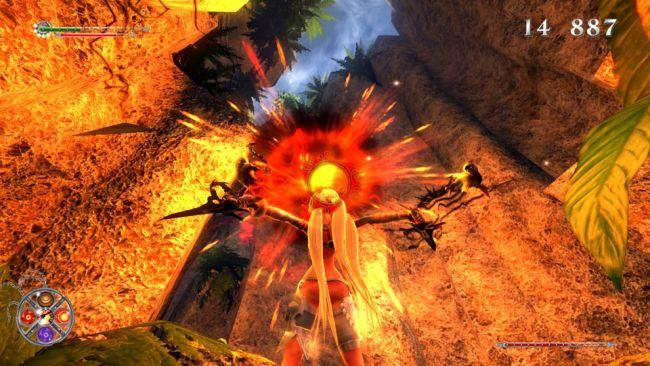 X-Blades - Screenshots - Bild 11