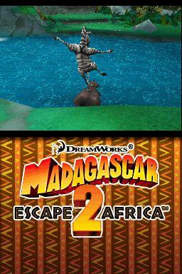 Madagascar 2 - Screenshots - Bild 24