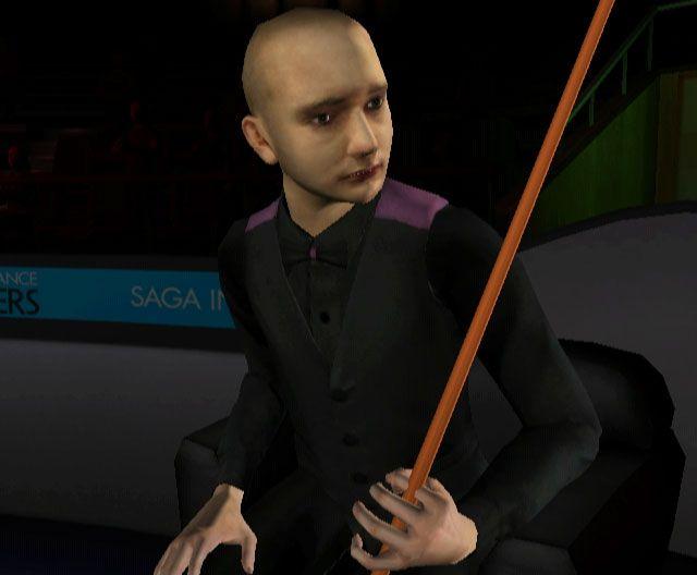 WSC Real 2008: World Snooker Championship - Screenshots - Bild 13