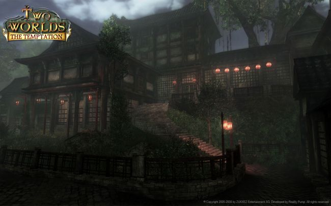 Two Worlds: The Temptation - Screenshots - Bild 2