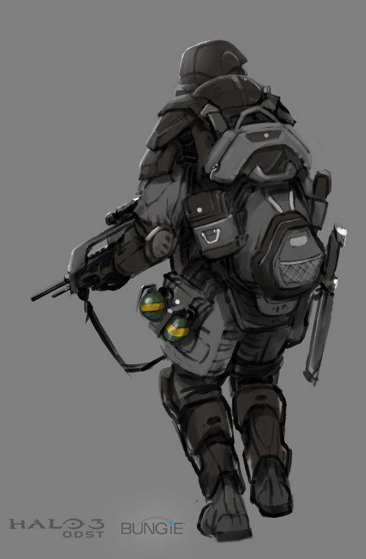 Halo 3: ODST - Artworks - Bild 2
