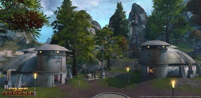 Star Wars: The Old Republic - Screenshots - Bild 9