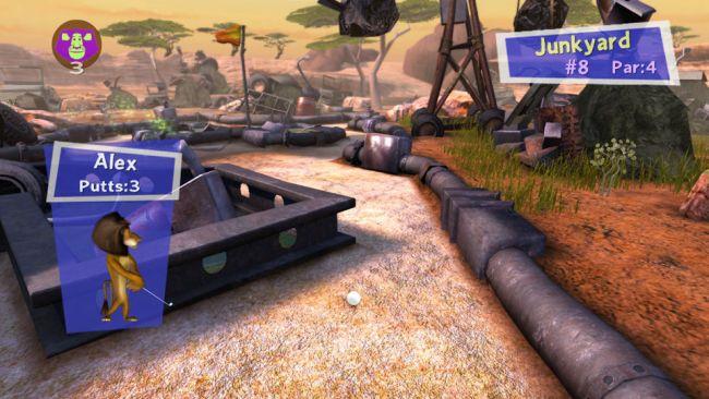 Madagascar 2 - Screenshots - Bild 9