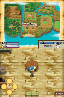 Harvest Moon DS: Mein Inselparadies - Screenshots - Bild 22