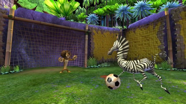 Madagascar 2 - Screenshots - Bild 15